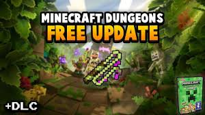 Minecraft Dungeons - First Big Update ...