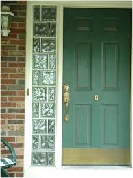 entry door with sidelights front doors with sidelights a the best option fiberglass wood grain