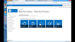 Web Parts Sharepoint Designer Lecture 3 Building Web Parts For Sharepoint Sharepoint 2013 Development Free Short Course