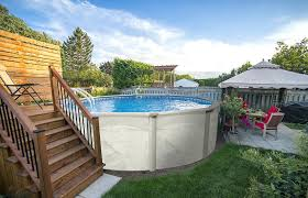 is the above ground pool right for you pools of fun diy above ground pool if pool deck handyman tips diy above ground