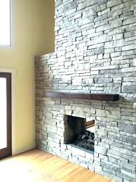 fireplace veneer stone facade mountain ledge installation stacked fir interior faux stone panels fireplace