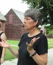 Dr. Julie Richter Assumes Directorship - The National Institute of ...