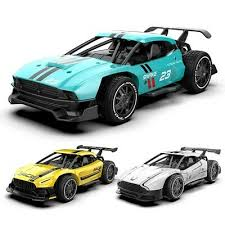 Infant <b>Shining RC Drift Cars</b> Radio Control 2.4G 4CH Race Car Toys ...