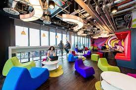 the google office. The \u201cGoogle Effect\u201c Is Overtaking Offices | ManhattanOfficedesign Hon Showroom Nyc Desks Cabinets Chairs Google Office