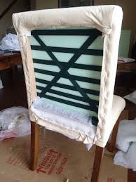 reupholster dining room chair padded back fresh 93 dining room chair diy so proud my little