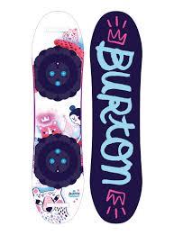 Burton Chicklet Size Chart Girls Burton Chicklet Flat Top Snowboard Burton Com Winter 2020