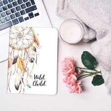 Wild Child Floral Design Buy Wild Child Designer Notebook Online In India Thegreedstore