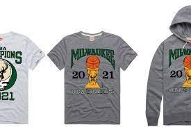 Site Announcement: Milwaukee Bucks NBA Championship Merch Round-up - Brew  Hoop