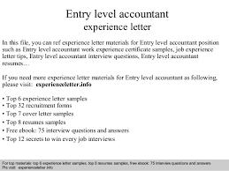 Resume Cover Letter For Entry Level Position Cover Letter For Entry Level Position No Experience Under