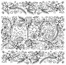 free zentangle coloring pages book also may page