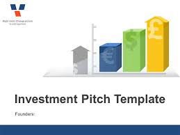 Business Pitch Powerpoint Template Wizard