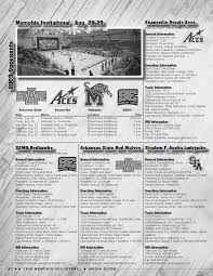 2009 Memphis Volleyball Media Guide By University Of Memphis