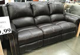 berkline leather reclining amusing costco leather sofa