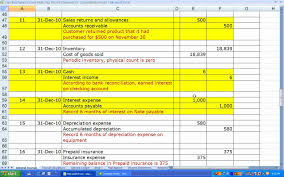 Balance Sheet Preparation Examples Classified Balance Sheet And MultiStep Income Statement Full 22
