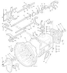 Nv5600 6 speed case diagram
