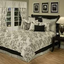 epic black toile bedding sets 74 on vintage duvet covers with black toile bedding sets
