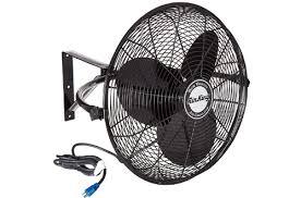 air king 9020 1 6 hp industrial grade wall mount fan