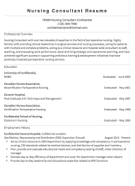 Nursin Resume 30 Nursing Resume Examples Samples Written By Rn