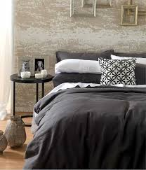 back to duvet covers linen mm charcoal