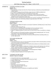 Credit Controller Resume Sample Manager Controller Resume Samples Velvet Jobs 17