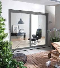 adjust external sliding doors