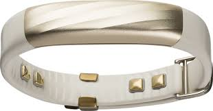 Jawbone Up3 Size Chart Jawbone Up3 Activity Tracker Heart Rate Sand Twist Gold