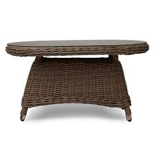Round Rattan Ottoman Coffee Table Coffee Table Wicker Coffee Tables Lilac Design Round Table Uk Hk32