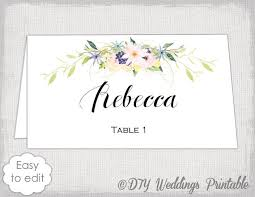 Place Cards Template For Word Place Cards Template Word Download Shatterlion Info