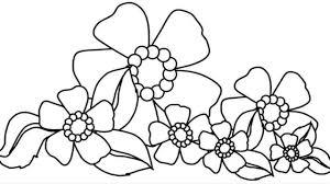 Tranh tô màu bông hoa đẹp nhất cho bé mới tập tô - Thư Viện Ảnh