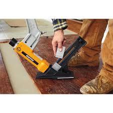 16 gauge pneumatic flooring nailer