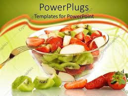 Powerpoint Templates Food Fresh Kiwi Food Powerpoint Templates Ppt Elements Free Download Mkles