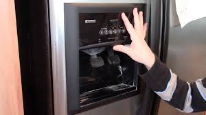 Kenmore Ice Maker Not Getting Water How To Fix A Dripping Water Dispenser Refrigerator Repair
