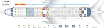 United 767 Seating Chart