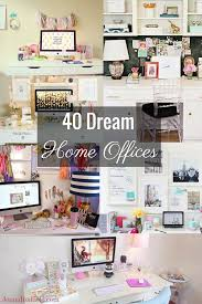 dream home office. 40 Home Offices Worth Drooling Over Dream Office W