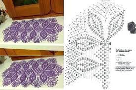 Free Crochet Table Runner Patterns Simple Crochet Table Runner Casebycaseme