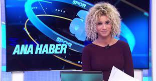 TRT Spor spikeri Ceyla Büyükuzun kimdir? Ceyla Büyükuzun hakkında bilgiler