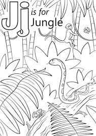 Small Picture Letter J coloring pages Free Coloring Pages