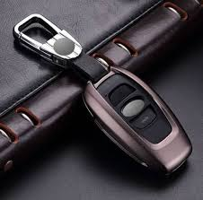 Online Shop Gift High Quality <b>Car Aluminium Alloy</b> KeyHolder Cover ...