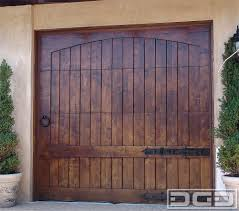 iron hardware for spanish garage doors
