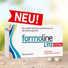 Abnehmen mit formoline l112