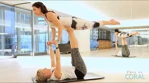 partner yoga couples yoga you