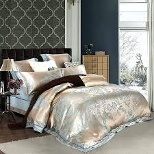 full image for white and gold bedding sets white and gold duvet cover set black white