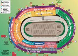 Dover Downs Nascar Seating Chart 24 Abundant Darlington Speedway Seating Chart