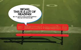 Image result for ncaa bench ad images