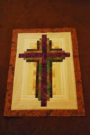 log cabin cross