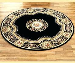 4 foot round rug 4 foot round rugs medium size of decoration feet 3 ft large