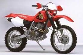honda xr400r xr400 xr 400 manual