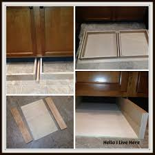 How To Make A Kitchen Cabinet Cool How To Make Cabinet Drawers On How To Make Kitchen Cabinet