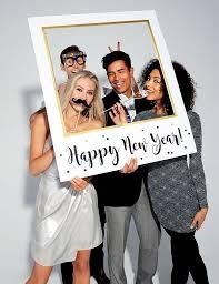 Hasil gambar untuk new year photo booth