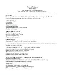 Medical Student Curriculum Vitae Template Resume Example Spacesheep Co